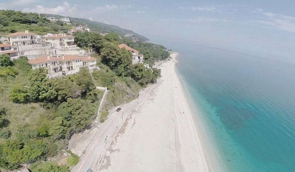 Papa Nero plaža - Pelion