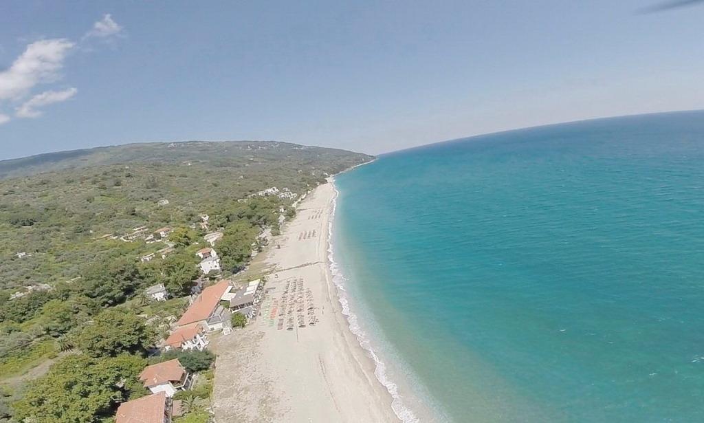 Horefto plaža - Pelion