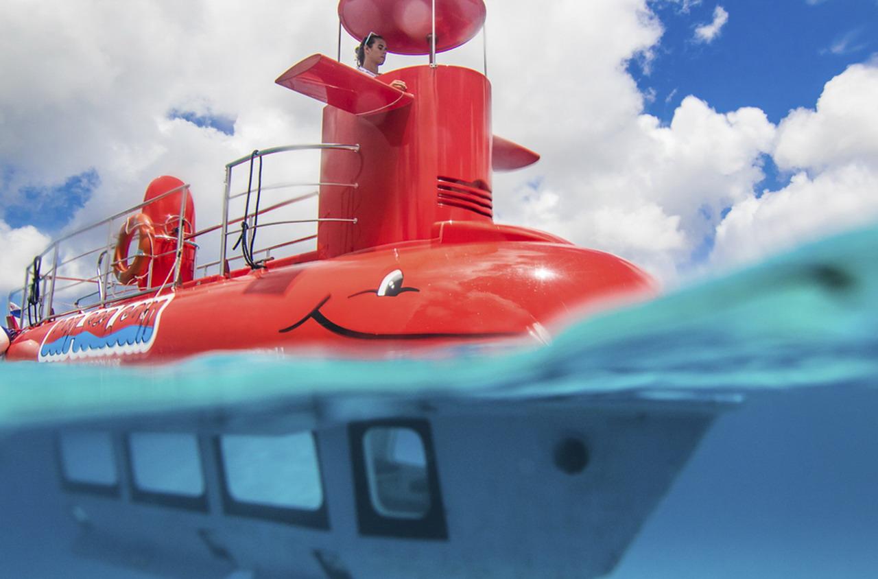 Lepo iskustvo za roditelje i decu: Gde se sve u Grčkoj možete voziti podmornicom Nemo