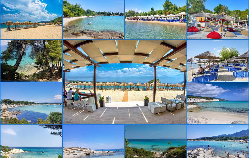 TOP 5 najboljih plaža na Sitoniji