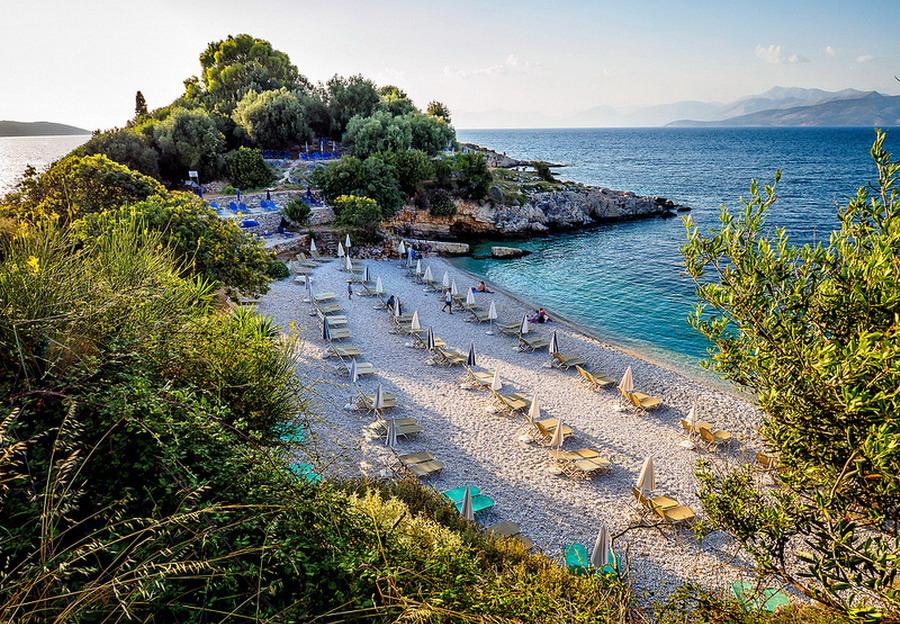 10 najlepših plaža na Krfu