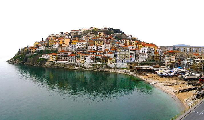 Kavala: istorija, tradicija i lepe plaže