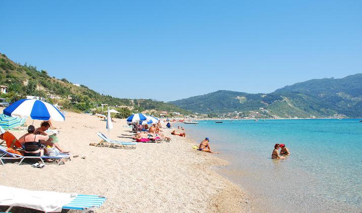 Agios Georgios, Krf... by Srecko_VR