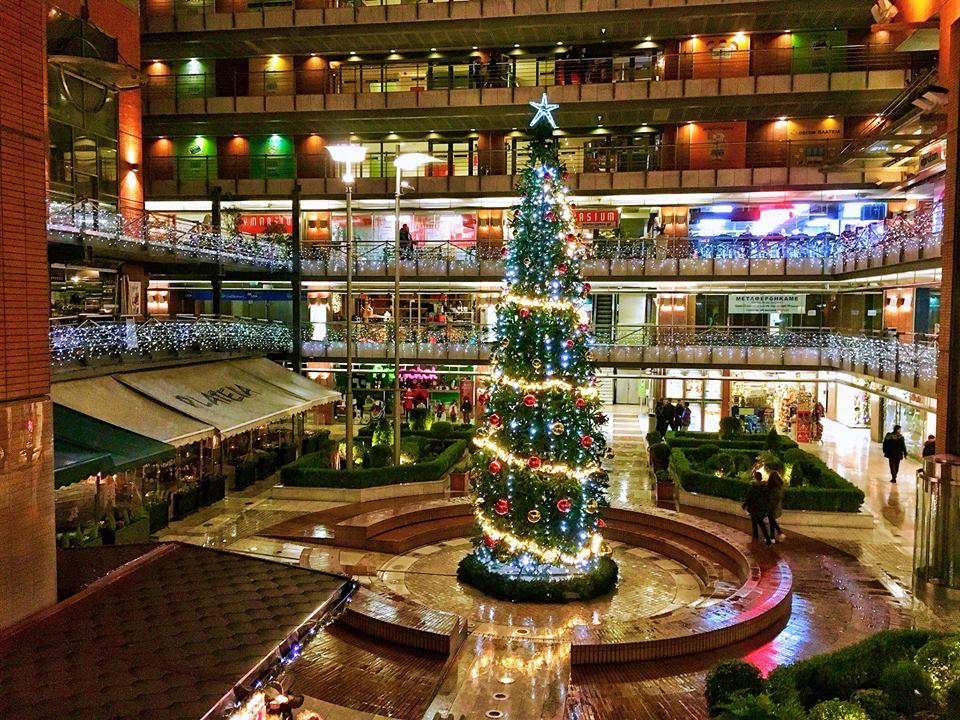 Radno vreme prodavnica za Božić i Novu godinu u Solunu i Atini