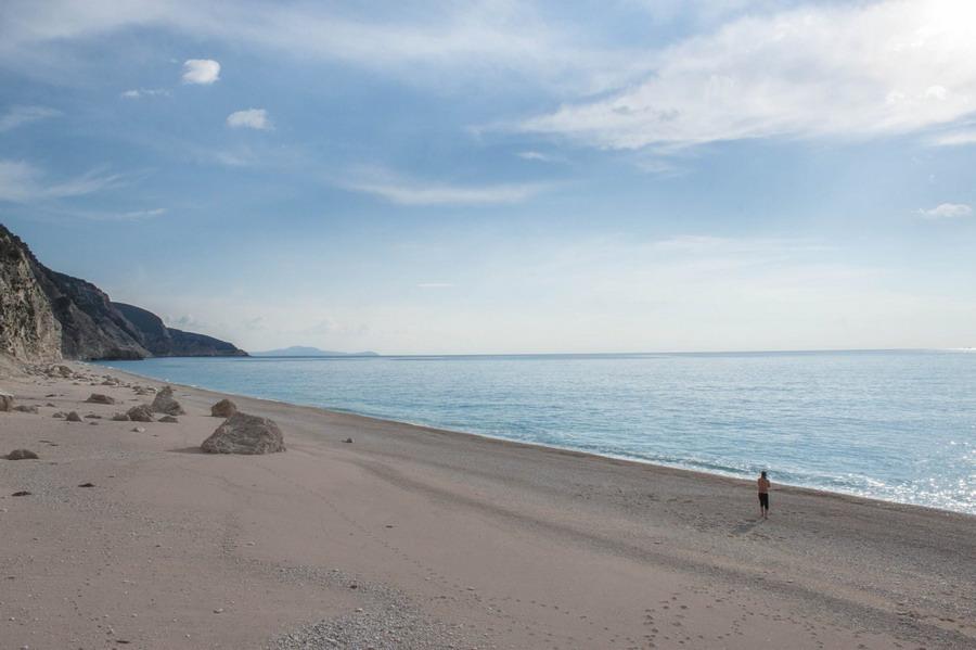 Pristup plažama Egremni i Gialos 2017.
