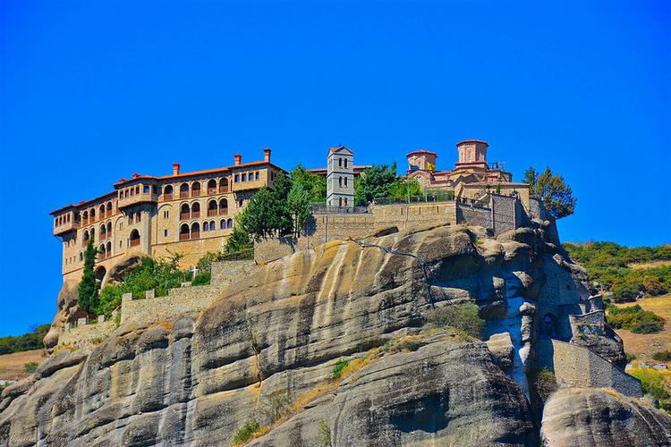 Manastiri Meteora (Meteori)