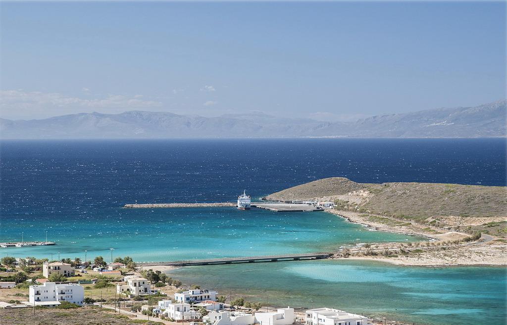 Kitira - ostrvo starogrčke boginje ljubavi Afrodite