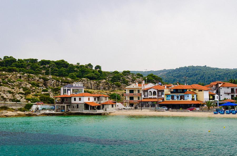 Ormos Panagias (Sitonija - Halkidiki)
