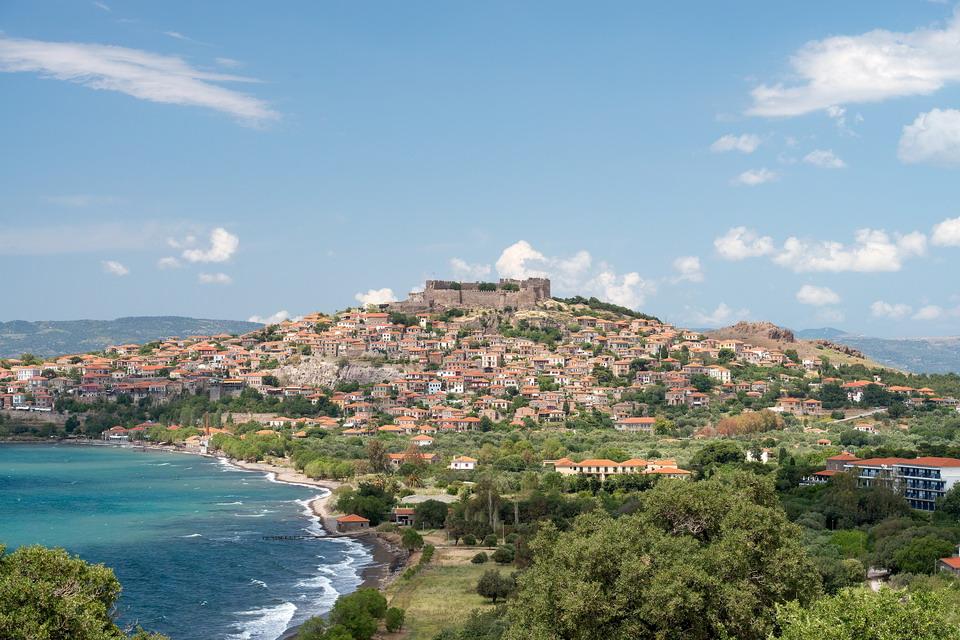 Smaragdno ostrvo Egejskog mora - Lezvos