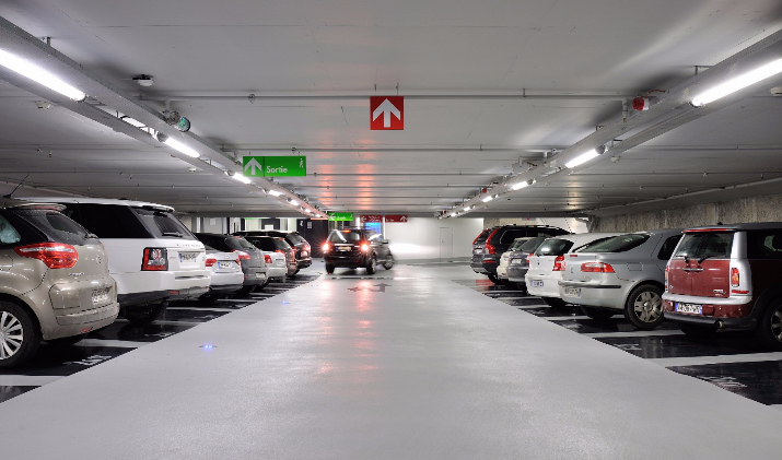 Parking u Solunu