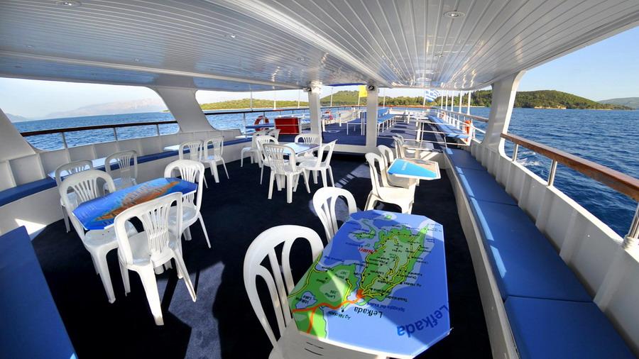 Izleti i cene krstarenja na Lefkadi