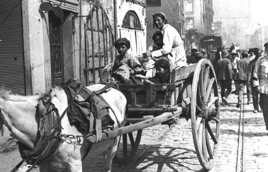 Katastrofalni požar u Solunu 1917. godine