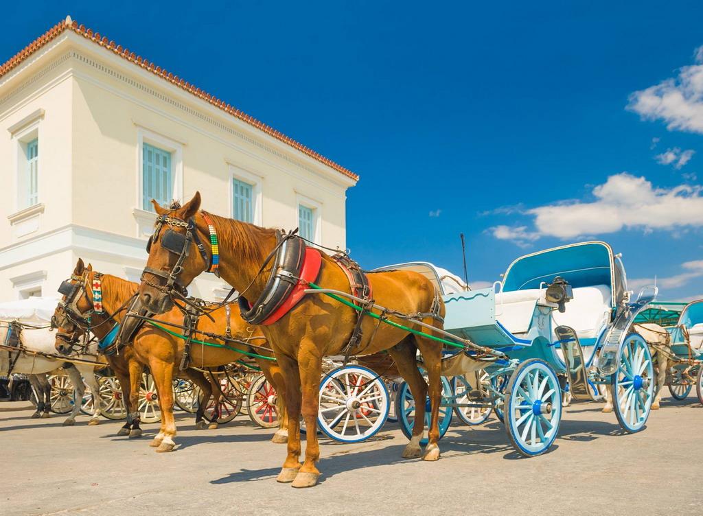 Spetses - ostrvo za beg bogatih Atinjana