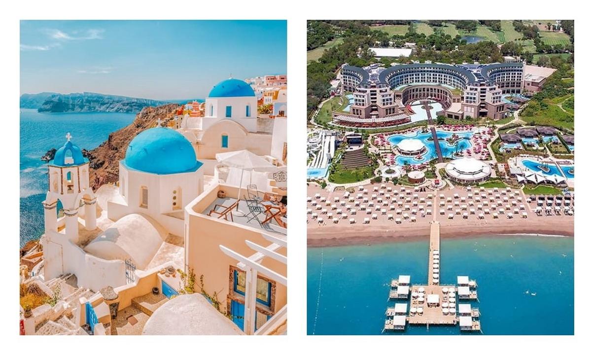 Grčka ili Turska – koju od ove dve zemlje izabrati za letovanje?