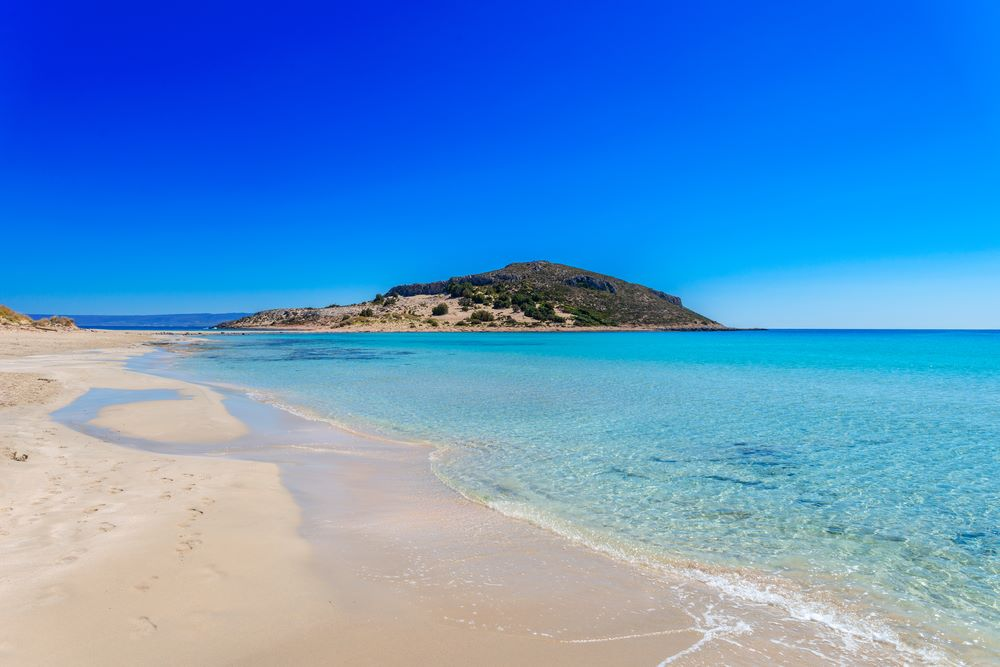 Elafonisos: rajsko ostrvo Peloponeza