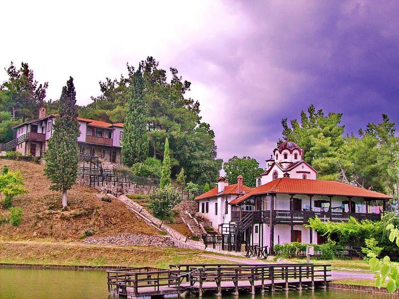 Manastir Kakovo – Metoh i ekonomija manastira Hilandar