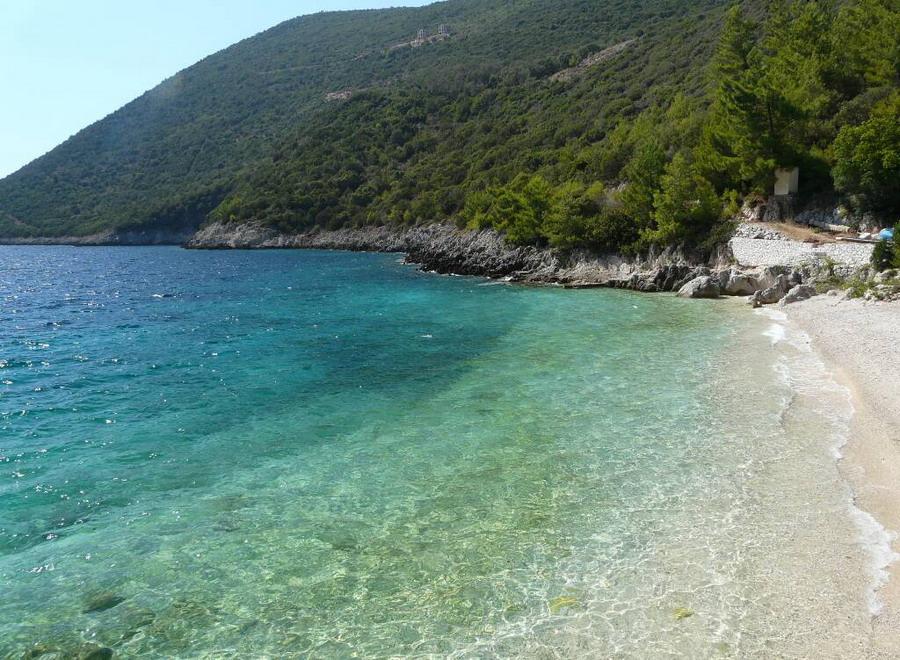 Afteli plaža - Lefkada