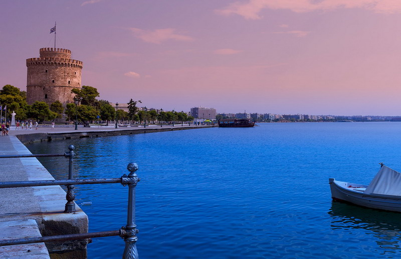 Zbogom Thessaloniki... by Dragan Stojanović