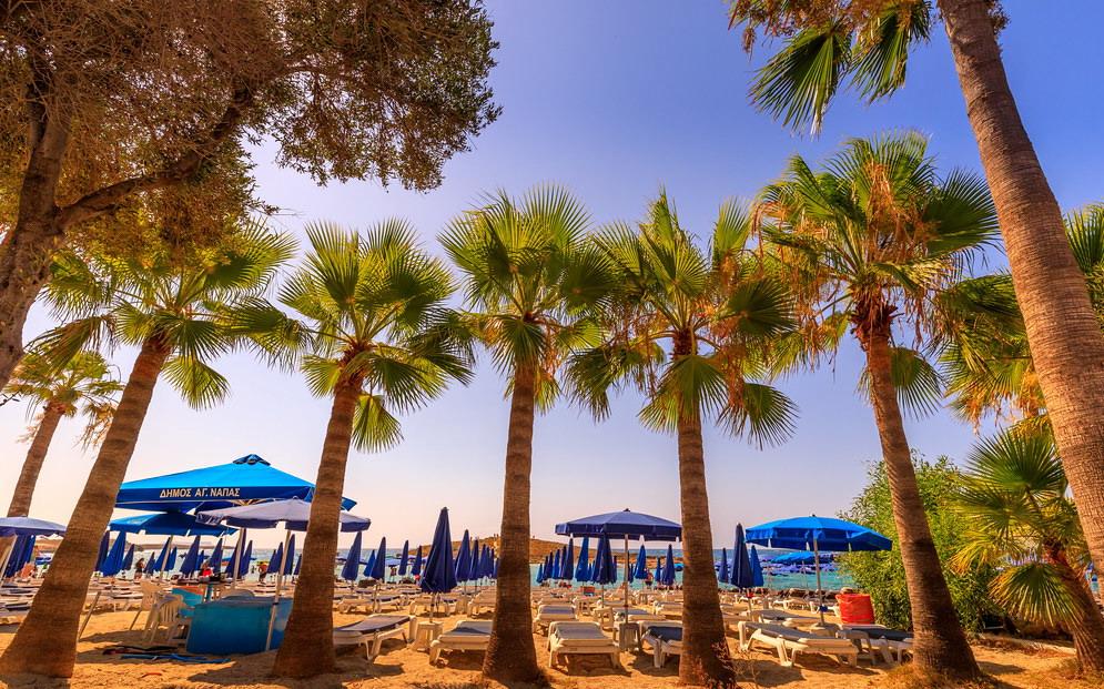 Kakvo je vreme i koje su temperature mora na Kipru?
