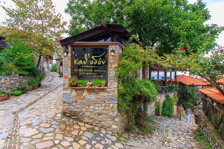 Tradicionalno selo Stari Pantelejmon