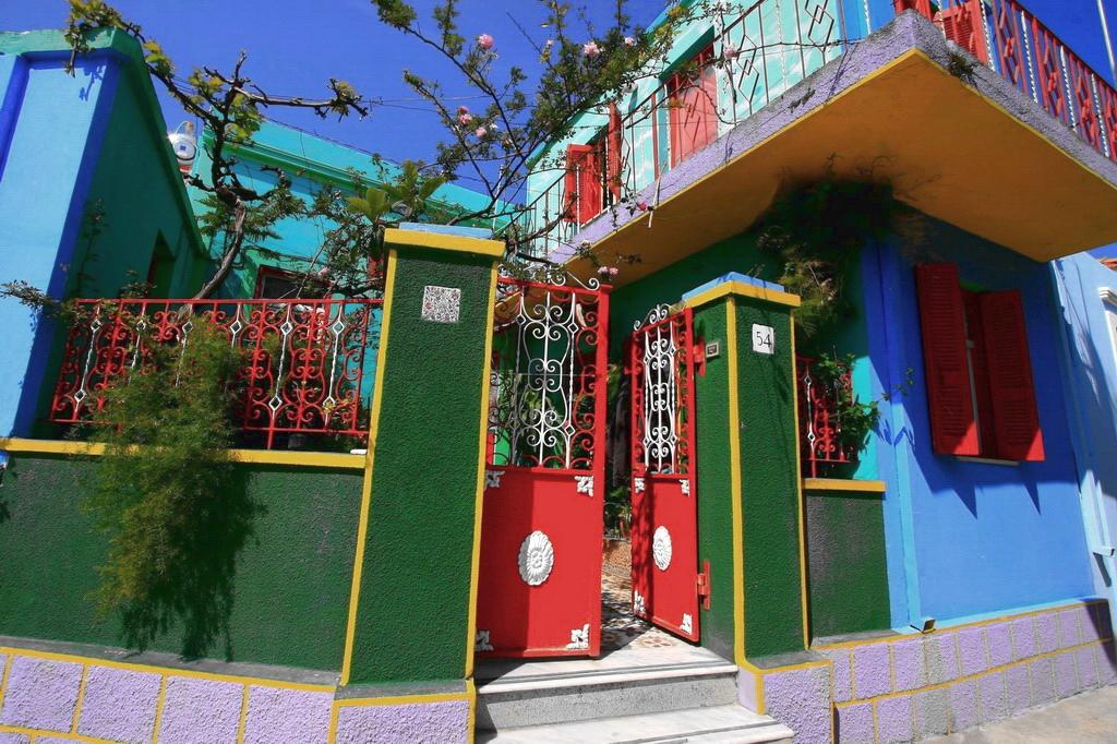 Koskinou na Rodosu: Šarmantno selo neverovatnih veselih boja