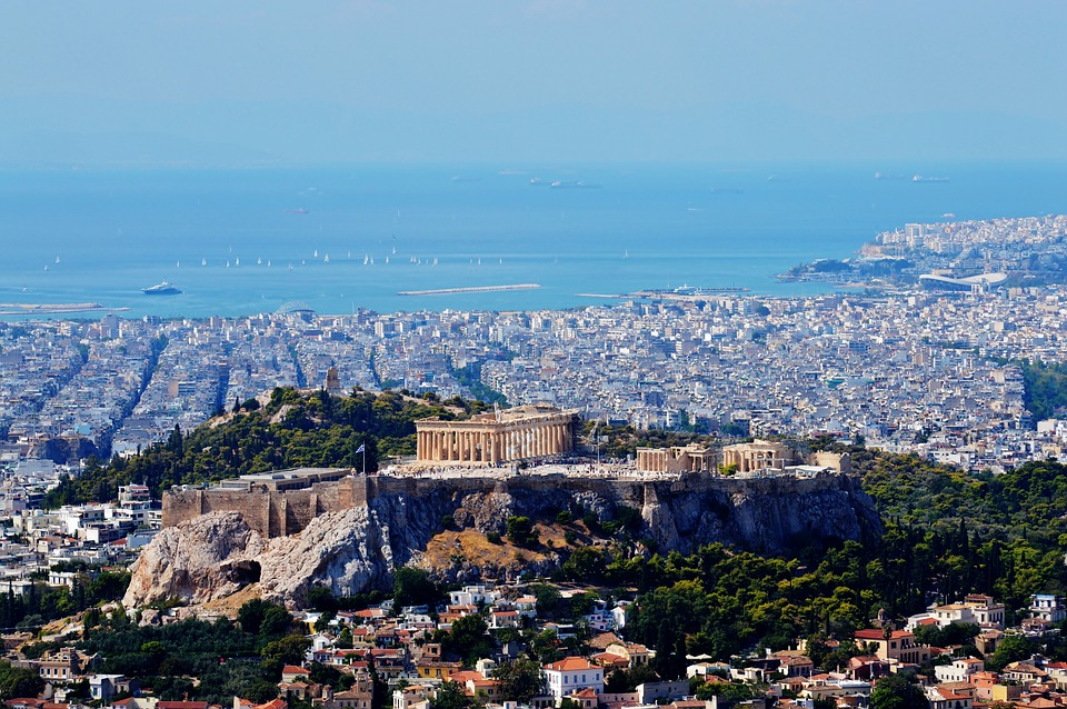 Tri srpsko-grčke ljubavi u Atini