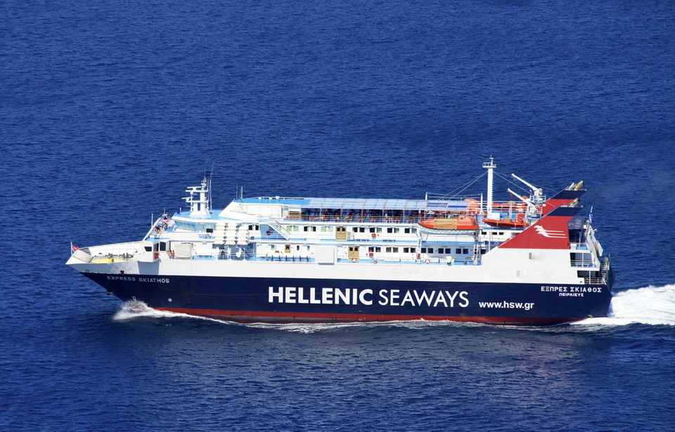 Od marta 2018. napokon morska linija koja će povezivati Jonska ostrva