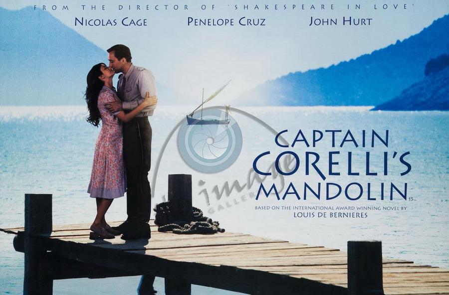 Film Mandolina kapetana Korelija