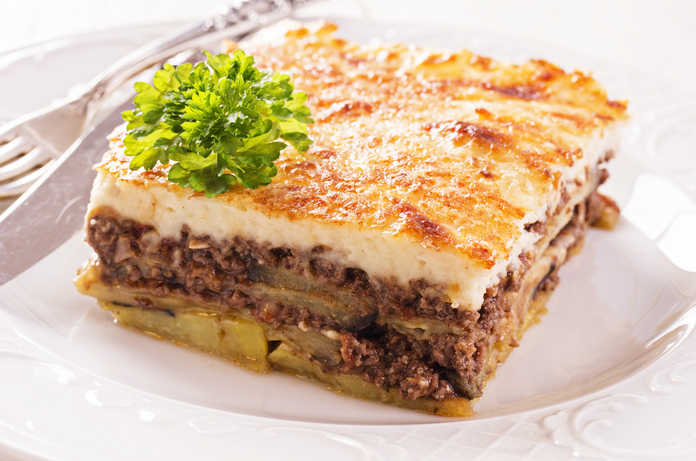 Recept za tradicionalnu grčku musaku