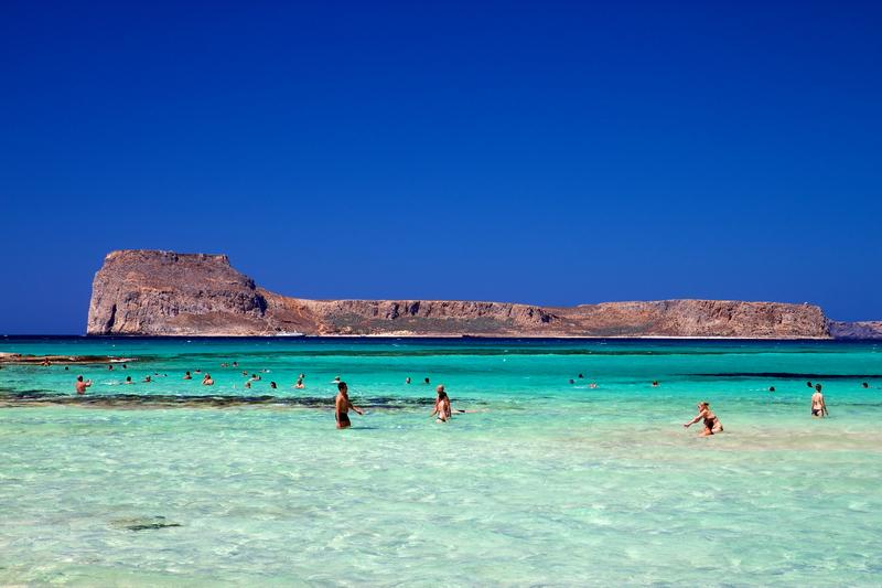 Najlepše plaže na Kritu