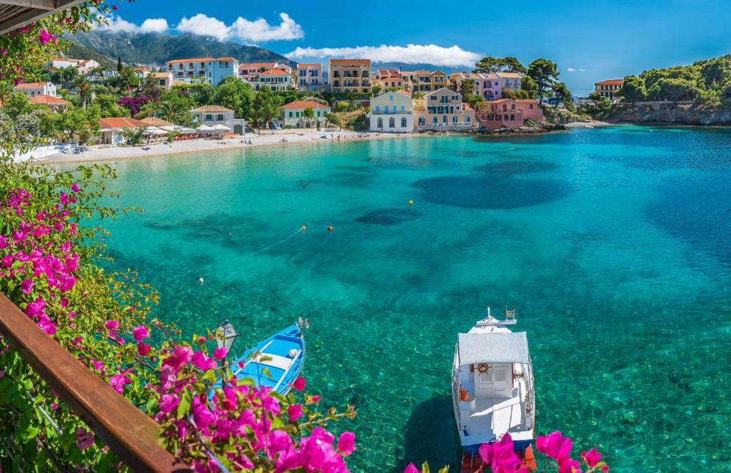 TOP 5 najlepših ostrva u Grčkoj - Kefalonija