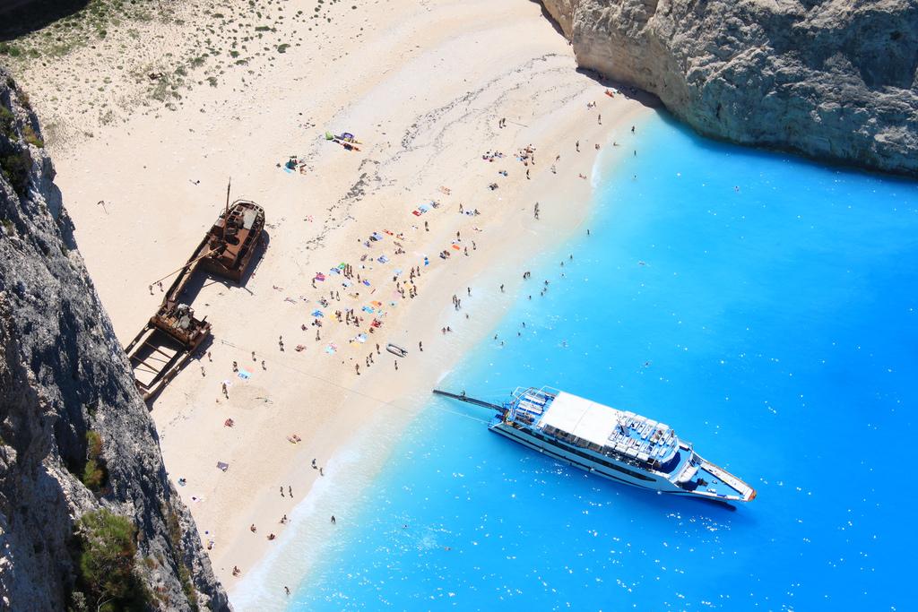 Navagio (Shipwreck) plaža: neispričana…