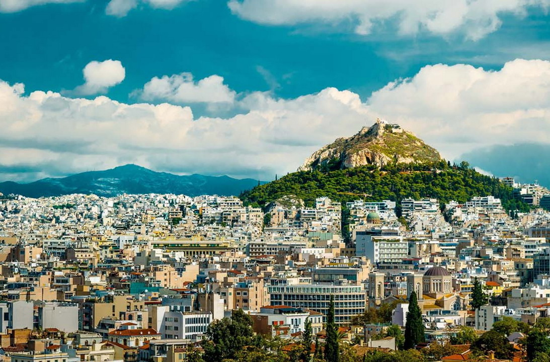 Athens - the Capital of Greece