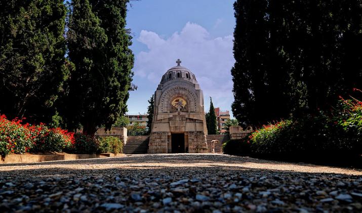 Srpsko vojničko groblje Zejtinlik u Solunu