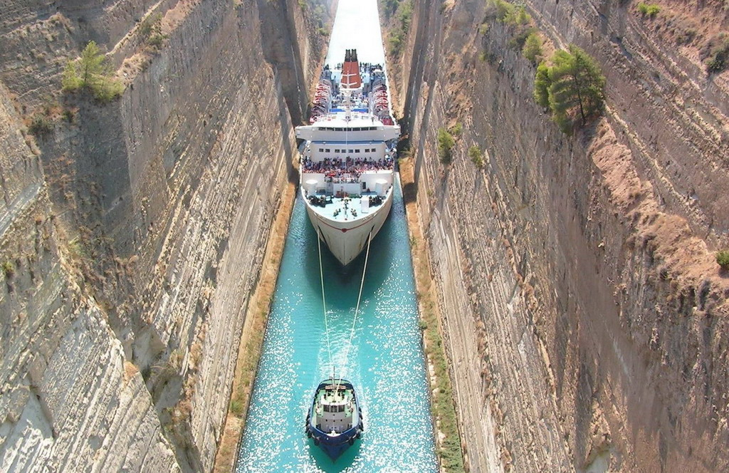 Korintski kanal
