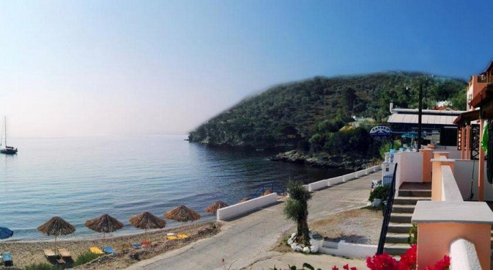 Nereides Apartments Samos