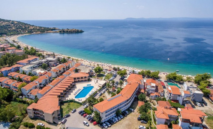 Toroni Blue Sea Hotel & Spa
