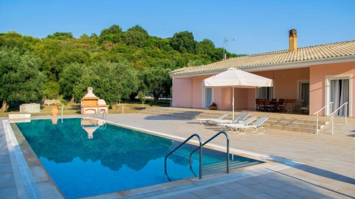 Villa Corfu Erimitis