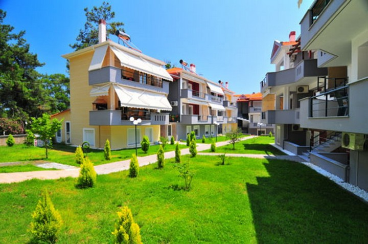 Lina Apartments - Golden Beach