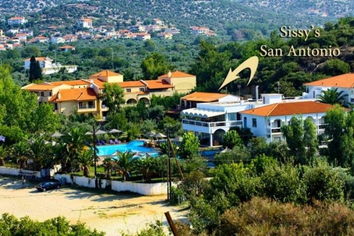 Sissy Villas San Antonio