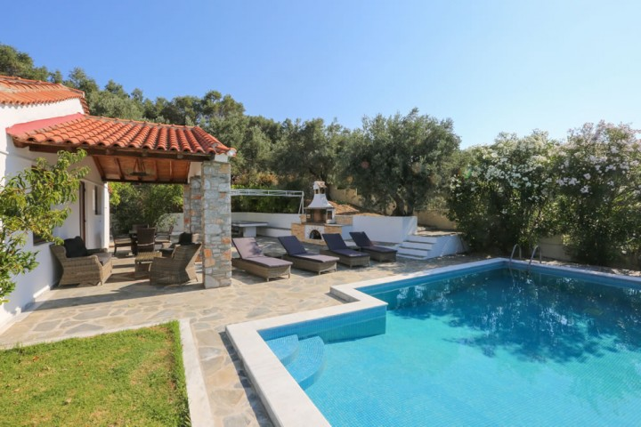 Skiathos Island Villas