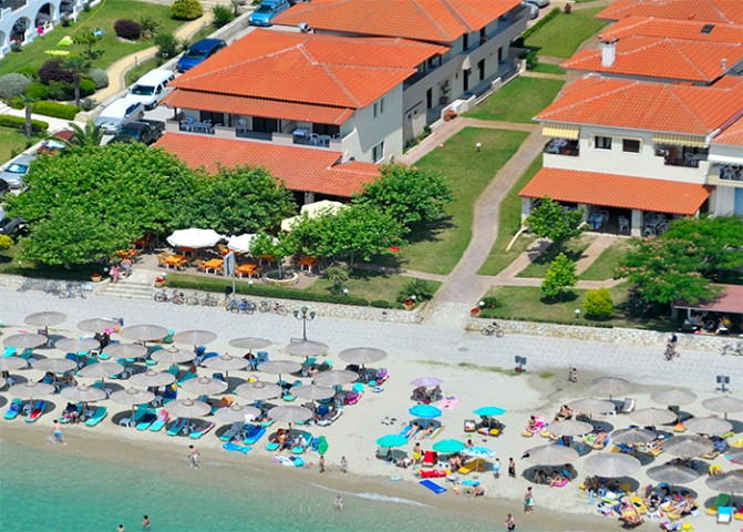 Hotel Alkioni By The Sea