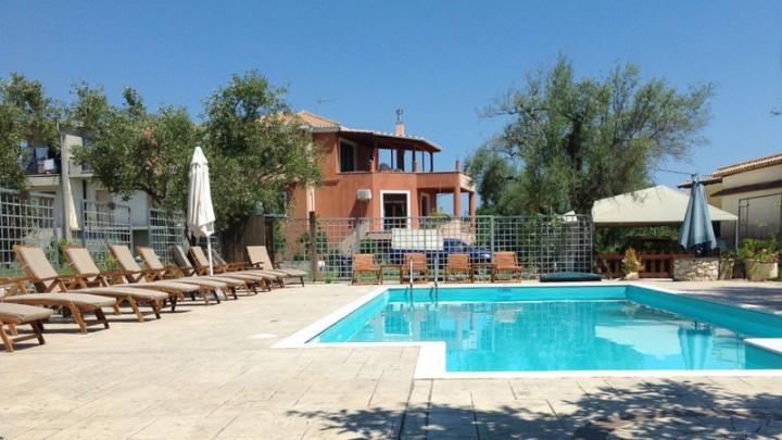 Hotel Avra Lefkada