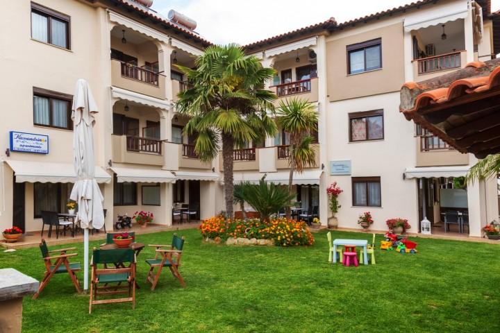Kassandrinos Maria Apartments