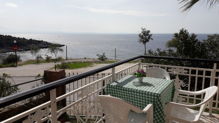 Sea and Park View Villa