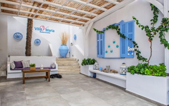 Villa Maria Apartments & Studios