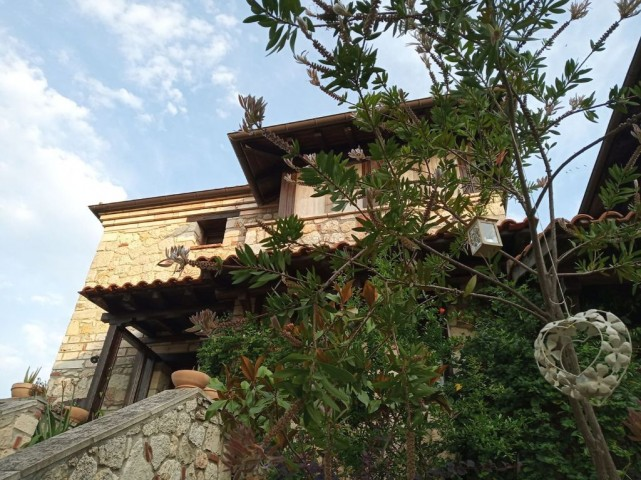 Stone House Andromeda
