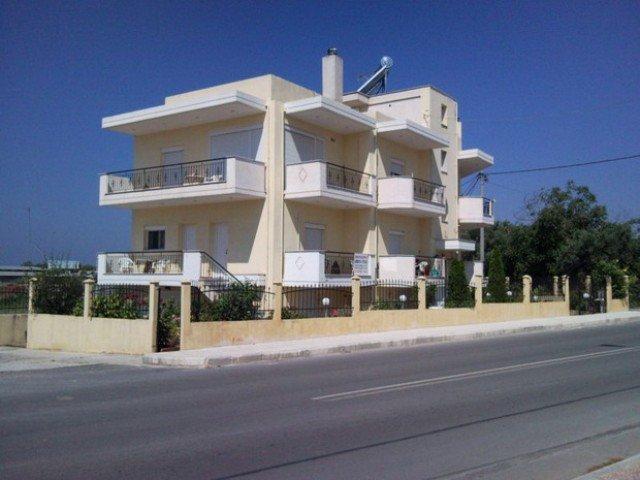 Hotel Kapsalas Studios